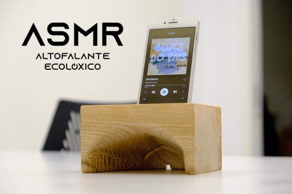 ASMR Altofalante Ecolóxico 1