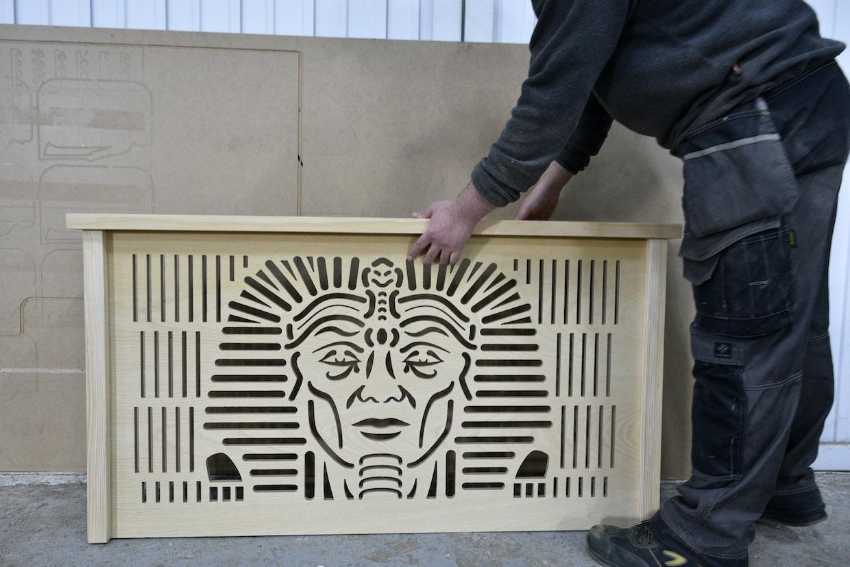 Cubre radiador 1