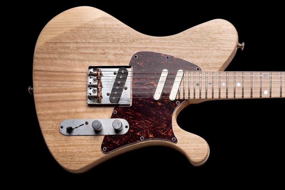 Guitarra Arnoia Sabrafén Luthier