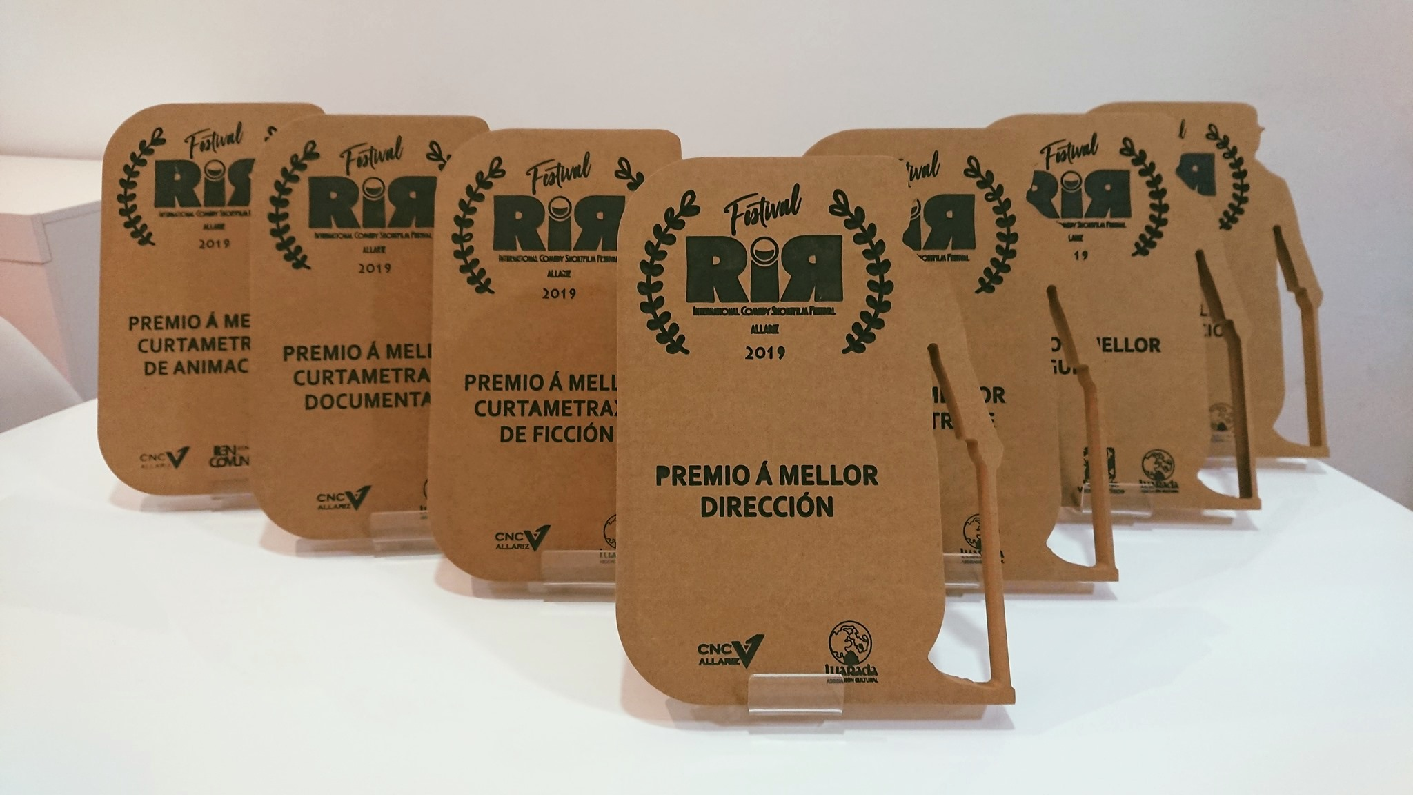 Premios RiR 2019 CNC Allariz
