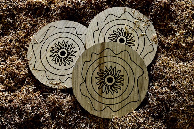 Peza ornamental centro mesa 4