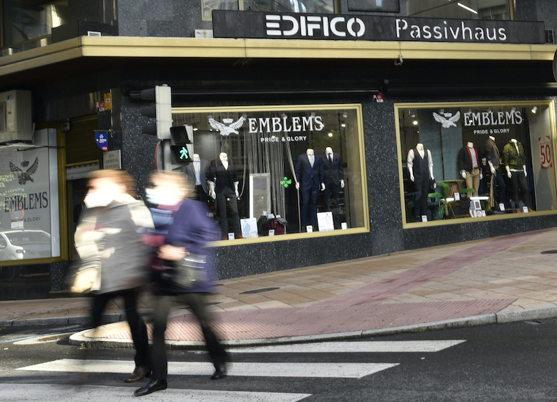 Rótulo Edifico Passivhaus 4