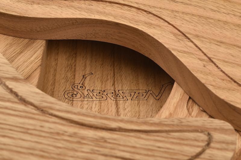Táboa polbo guitarra CNC Allariz 1