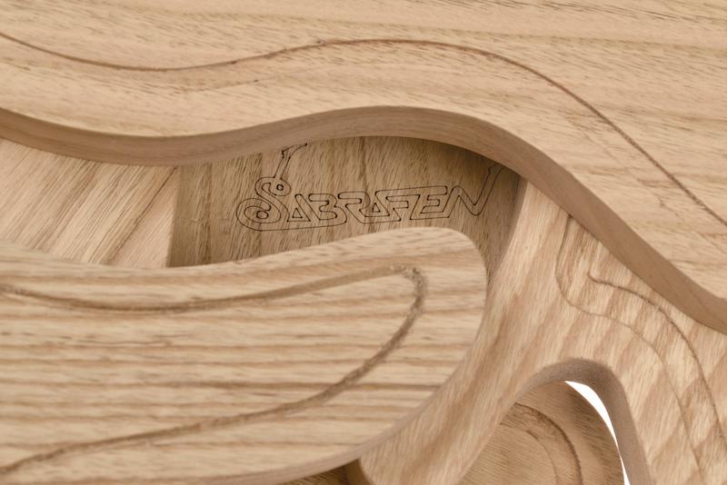 Táboa polbo guitarra CNC Allariz 5