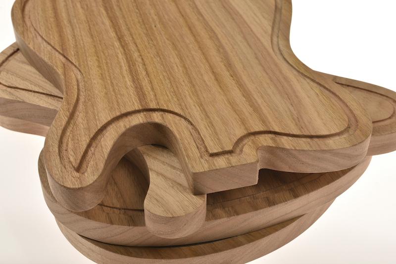 Táboa polbo guitarra CNC Allariz 6