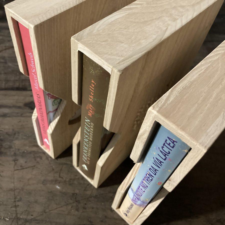 Estoxo en madeira de castiñeiro 5